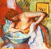 The Toilette, 1897, degas