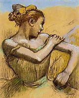Torso of a Dancer, c.1899, degas