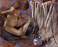 Woman in the Tub, 1884, degas