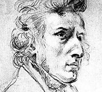 Chopin, delacroix