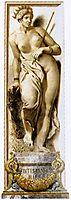 The Mediterranean, 1833-1837, delacroix