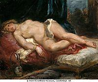 Odalisque, c.1825, delacroix
