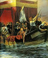 Cardinal Richelieu, 1829, delaroche