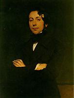 Charles de Remusat, 1845, delaroche