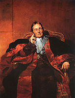 Marquis de Pastoret, delaroche