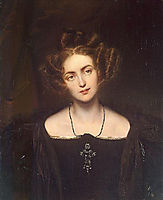 Portrait of Henrietta Sontag, delaroche