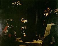 Strafford, 1836, delaroche