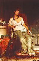 Cleopatra, dicksee
