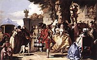Ball in the Country, c.1756, domenicotiepolo