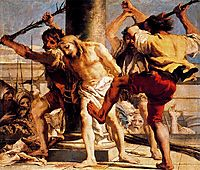 Flagellation, domenicotiepolo