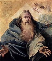 God the Father, domenicotiepolo