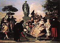 Minuet, 1756, domenicotiepolo