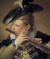 The Piper, 1770, domenicotiepolo