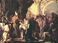 Presentation in the Temple, 1754, domenicotiepolo