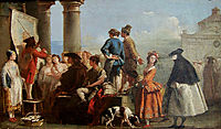 The Storyteller, domenicotiepolo