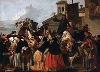 The Tooth Extractor, c.1754, domenicotiepolo