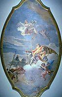 The Triumph of Valor over Time, domenicotiepolo