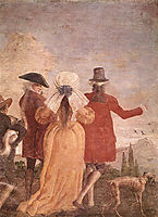The Walk, c.1791, domenicotiepolo