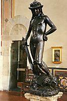 David, 1432, donatello