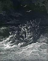 Abishai Saves David-s Life, dore