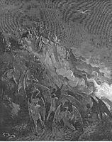 And now expecting Each hour their great adventurer, from the search Of foreign worlds, dore