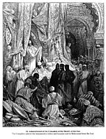 Astonishment of the Crusaders at the Wealth of the East, dore