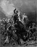Battle of Antioch, dore