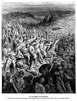 The Battle of Dorylaeum, dore