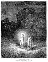 Beatrice & Virgil, dore