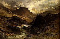 A Canyon, 1878, dore