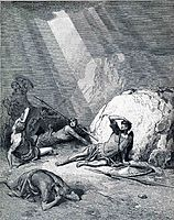 The Conversion of St. Paul, 1866, dore