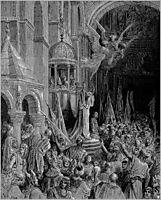 Dandolo, Doge of Venice, Preaching the Crusade, dore