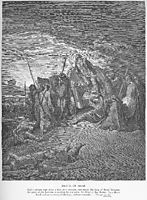 The Death of Ahab, dore