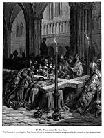 Discovery of The True Cross, 1877, dore