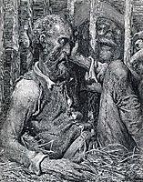 The Enchantment of Don Quixote, c.1868, dore