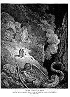 Geryon--Symbol of Deceit, dore