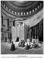 The Holy Sepulcher, dore