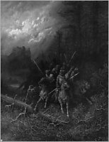 Idylls of the King, dore