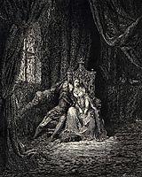The Inferno, Canto 5, dore