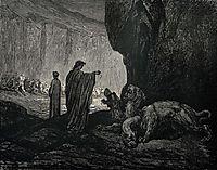 The Inferno, Canto 6, dore