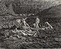 The Inferno, Canto 8, dore