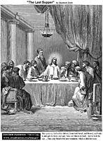 The Last Supper, dore