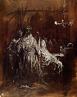 Spectrum appearance of Banquo, dore