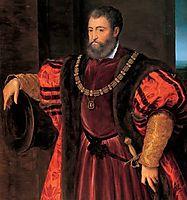 Alfonso d-Este, dossi