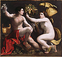 An Allegory of Fortune, 1538, dossi