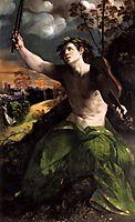 Apollo and Daphne, 1524, dossi