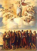 Ascension of Christ, dossi