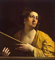 Sibyl, 1525, dossi