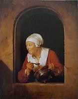 The cook, 1665, dou