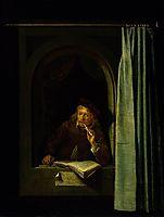 Self Portrait, c.1640, dou